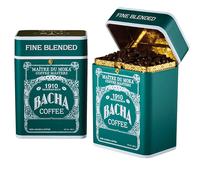 Fine blended coffees are composed of two or more single origin coffees. Our coffee masters choose different beans that complement each other to create unique and signature blends.
