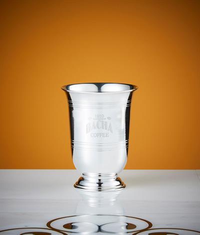 Bacha Goblet in Sterling Silver