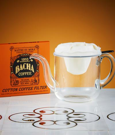 Bacha Coffee Cotton Filter