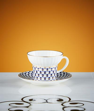 Hermitage Demitasse Cup And Saucer