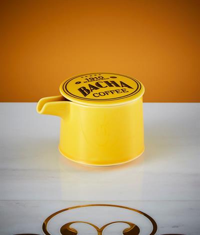 Signore Creamer in Yellow
