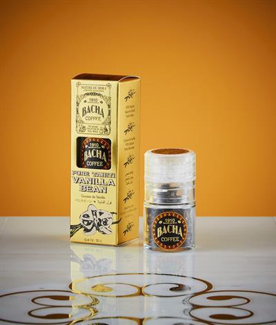Pure Tahiti Vanilla Bean Grinder