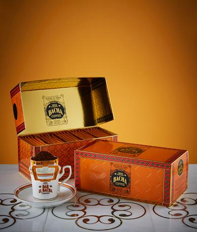 Assorted Coffee Bags Giftbox