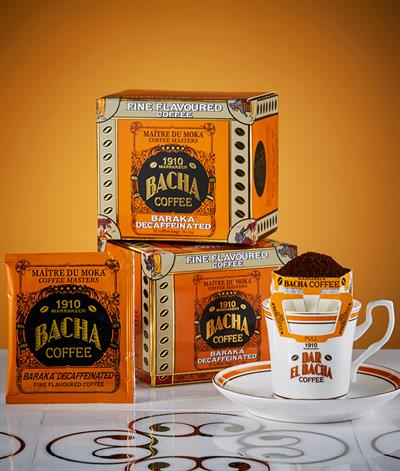 Baraka Decaffeinated Coffee Bag Gift Box