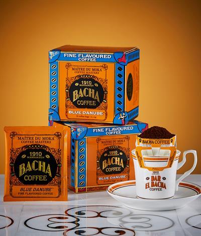 Blue Danube Coffee Bag Gift Box
