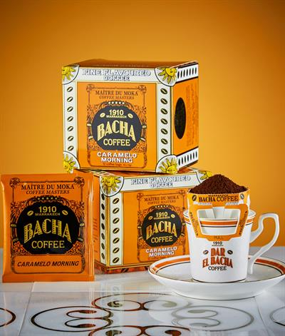 Caramelo Morning Coffee Bag Gift Box