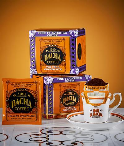Tolteca Chocolate Coffee Bag Gift Box