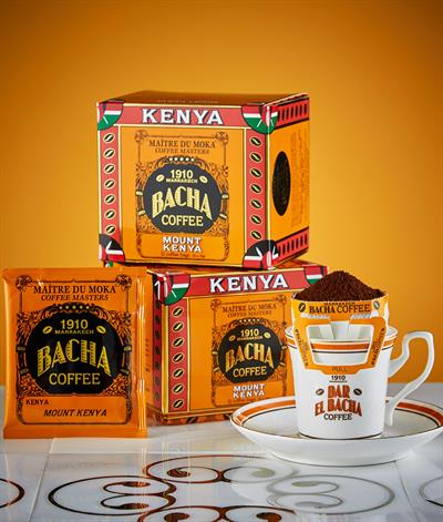 Mount Kenya Coffee Bag Gift Box