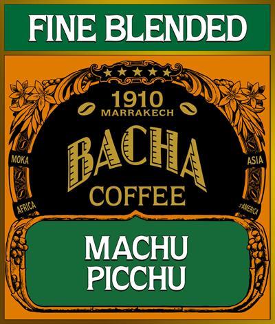 Machu Picchu Coffee