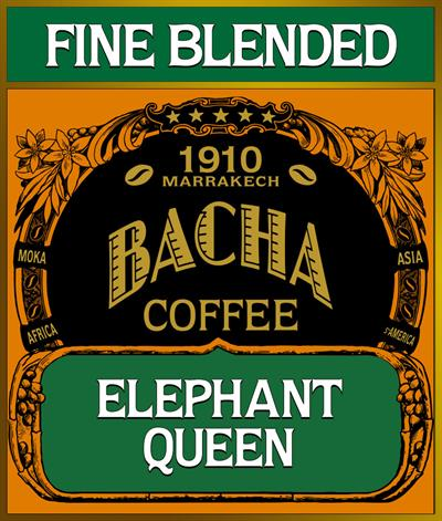 Elephant Queen Coffee
