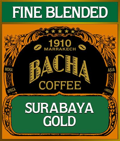 Surabaya Gold Coffee
