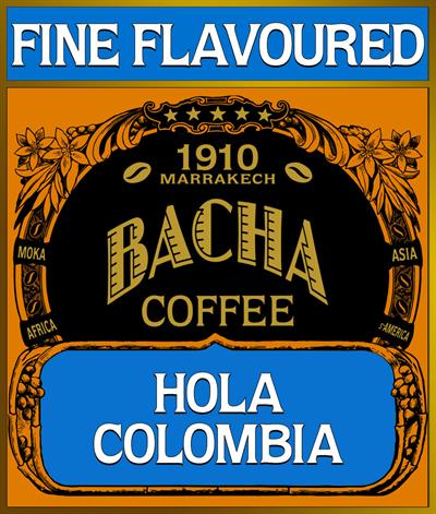 Hola Colombia Coffee