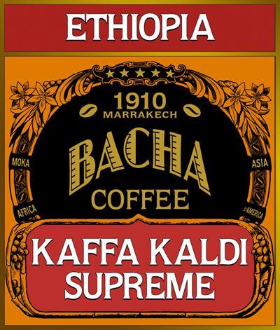 Kaffa Kaldi Supreme Coffee