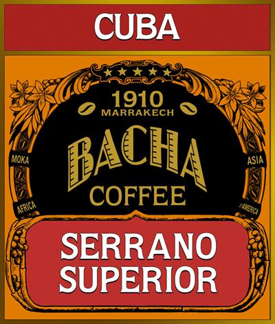 Serrano Superior Coffee