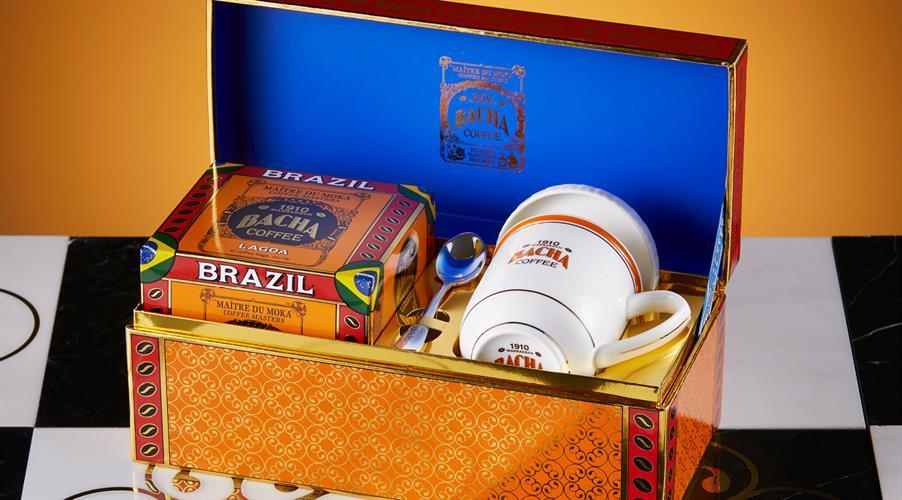 Bacha Gift Set Heritage - Lagoa