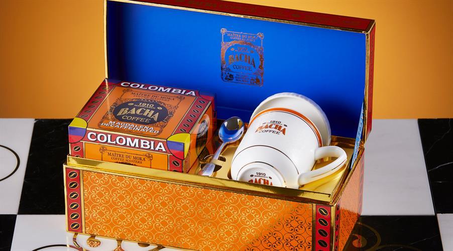 Bacha Gift Set Heritage - Magdalena Decaffeinated